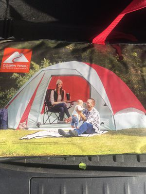 Ozark Trail 6 person camping dome tent for Sale in Irwindale, CA