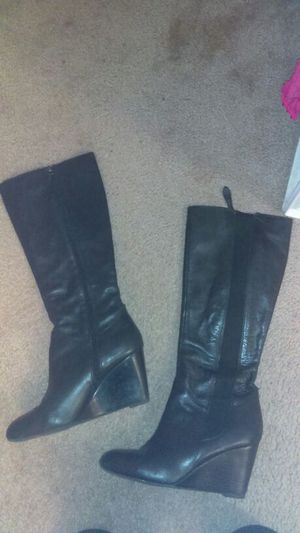 Franco Sarto wedge boots for Sale in Portland, OR