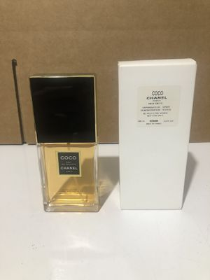 Chanel Coco Eau De Toilette 3.4oz Tester w/ Tester Box (BRAND NEW) 100% AUTHENTIC! READY TO SHIP! WOMEN FRAGRANCE PERFUME for Sale in Philadelphia, PA