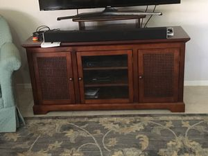 TV Stand Like New for Sale in Scottsdale, AZ