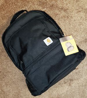 NWT Carhartt 2-in-1 Insulated Cooler Backpack 🏔️🏕️ — Color: Black, Unisex, One Size Fits All for Sale in Marysville, WA