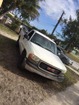 2002 GMC Sierra for Sale in Miami, FL