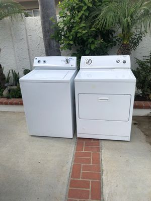 Kenmore washer and gas whirpool dryer for Sale in Orange, CA