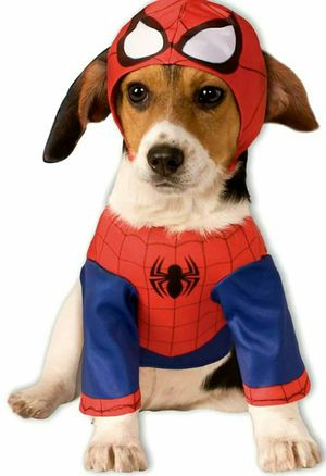 Dog spiderman costume XSMALL for Sale in La Habra Heights, CA