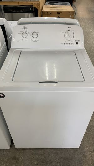 Roper 3.5-cu ft High Efficiency Top-Load Washer (White) for Sale in Garland, TX