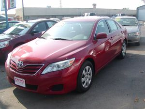 2011 Toyota Camry for Sale in Merced, CA