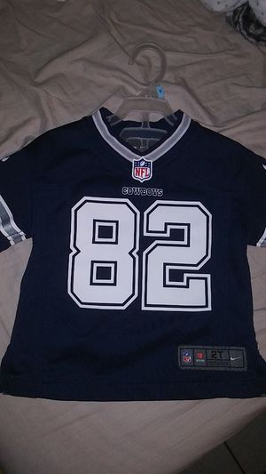 Dallas cowboys jersey #82 Jason Witten size 2t for Sale in Lynwood, CA