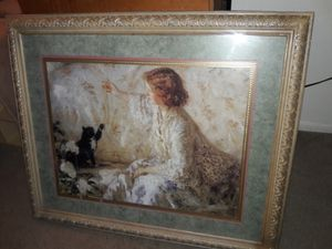 vintage painting for Sale in Tempe, AZ