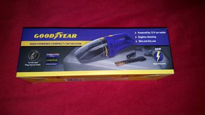 GOODYEAR - WET/DRY VACUUM - MOBILE AUTO VAC - BRAND NEW, UNOPENED for Sale in Bakersfield, CA