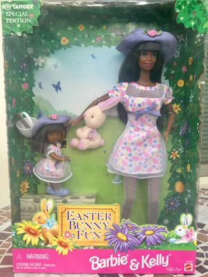 Barbie and Kelly, Easter Bunny fun for Sale in Round Rock, TX
