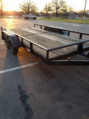 Trailer 16ft for Sale in Fort Worth, TX