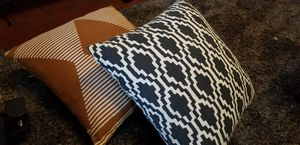 Boho decor pillows, never used for Sale in Boston, MA