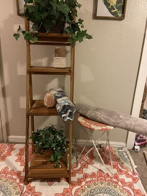Corner SHELVE / PLANT / CARPET / WALL POSTER for Sale in Fort Worth, TX