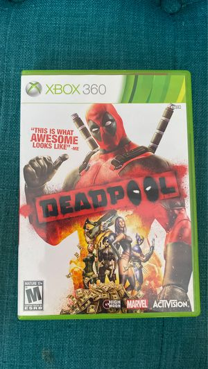 Xbox 360 DeadPool Video Game for Sale in New York, NY