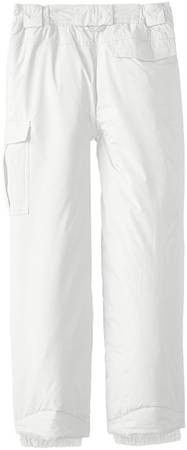 NEW Girls M or L Insulated SNOW Pants, Milky White for Sale in San Jose, CA