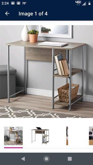 Rustic Oak Student Desk for Sale in Virginia Beach, VA