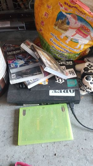 Ps3 with many games for Sale in Keller, TX