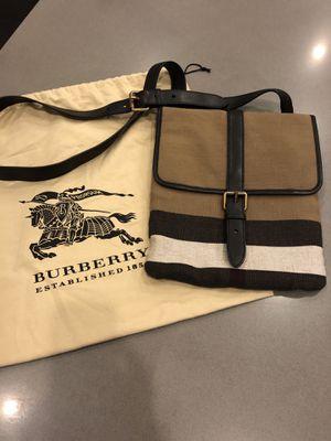 Burberry Ashby Crossbody Messenger Bag for Sale in San Antonio, TX