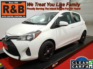 2016 Toyota Yaris for Sale in Fontana, CA