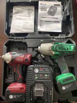Matco Impact Wrench's for Sale in Redlands, CA