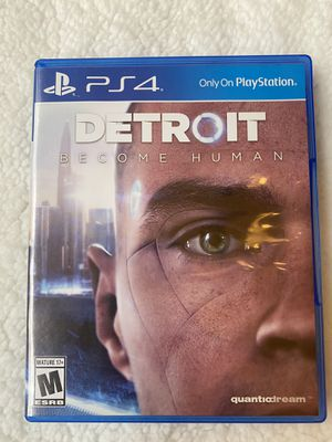 Detroit is Human PS4 for Sale in Germantown, MD