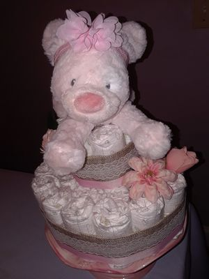 Diaper cake for Sale in Sunrise, FL
