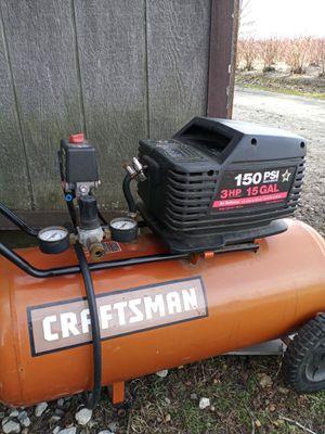 Craftsman compressor for Sale in Hammonton, NJ