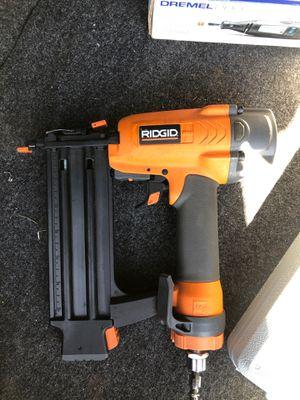 RIDGID Nail gun for Sale in Burbank, CA