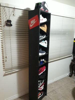Nike rack for shoes for Sale in Pomona, CA