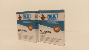 Inkjet Cartridge for BROTHER CLC61BK Black 16ml for Sale in Normal, IL