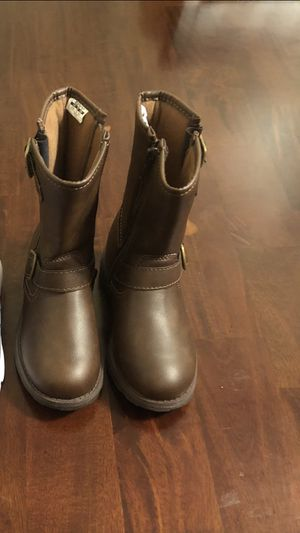 Carter's girl boots size 13 for Sale in San Jose, CA