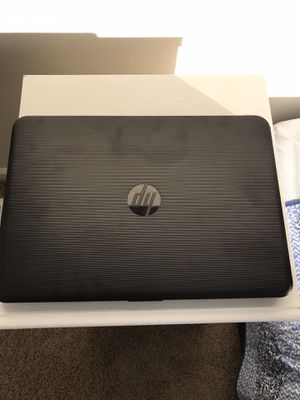 HP notebook 14 for Sale in Tumwater, WA