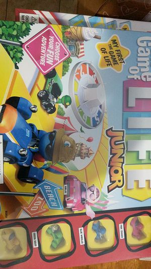 The Game of Life Junior for Sale in Woonsocket, RI
