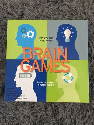 Brain Games Challenge Kit NEW for Sale in Gresham, OR
