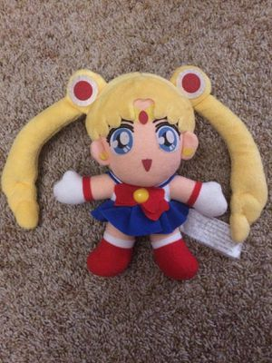 Sailor Moon Plushie for Sale in Marysville, CA