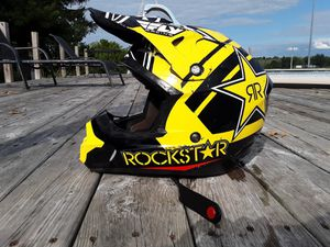 Fly racing helment for Sale in Thomasville, PA