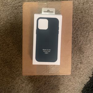 iPhone 12 Mini Silicone Case W/MagSafe for Sale in Reynoldsburg, OH