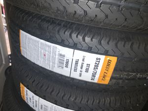 New trailer tire 205 75 14 for Sale in North Las Vegas, NV