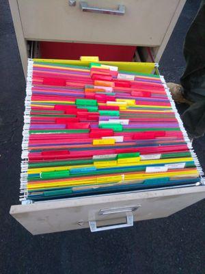 File cabinet folders for Sale in Philadelphia, PA