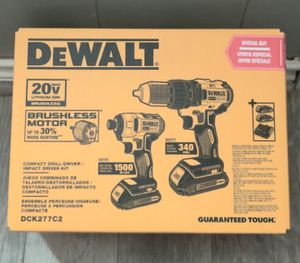 Dewalt Brushless Motor Kit Set New Nuevo for Sale in Irving, TX