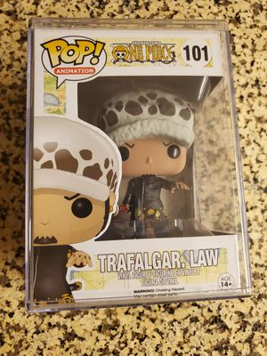 Funko Pop Trafalgar Law One Piece Anime Vaulted for Sale in Fountain Valley, CA
