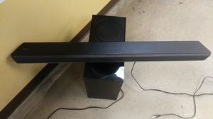 Sony sound bar with subwoofer for Sale in Bakersfield, CA