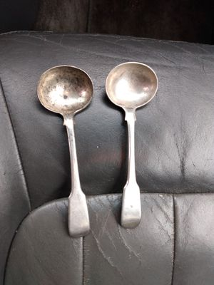 Antique Colonial silver spoons for Sale in San Lorenzo, CA