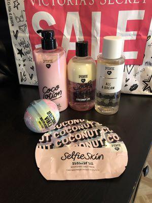 Victoria's Secret Coconut Set for Sale in Lynwood, CA
