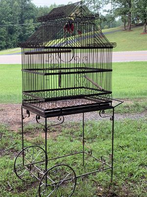 Bird cage or decor for Sale in Tallassee, AL