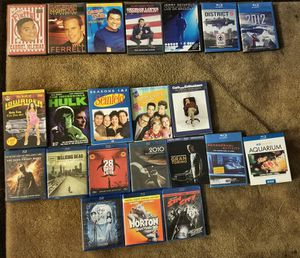 DVD's & Blu Ray for Sale in US