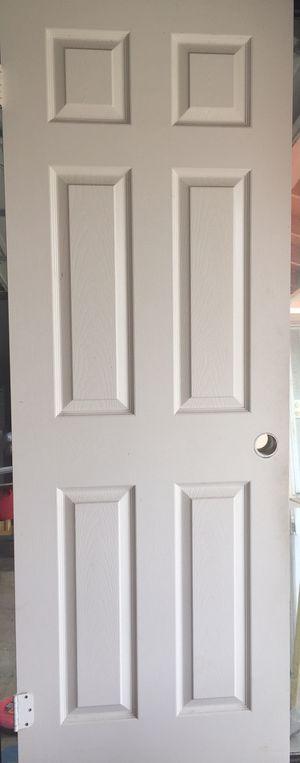 6 Panel door excellent condition for Sale in San Diego, CA