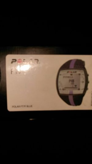 Polar fitness watch for Sale in Millsboro, DE