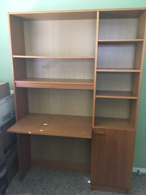 Wood desk for Sale in Pinellas Park, FL