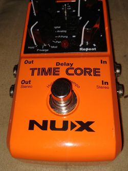 Nux Time Core for Sale in Elgin,  IL